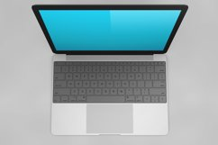 MacBook MockUp Product Image 11