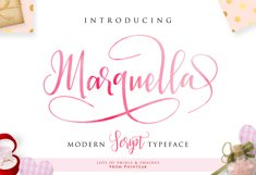 Marquella Script_Get up to 50 Product Image 1