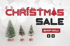 Love Santa - A Special Font For Christmas Product Image 2