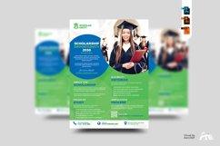 Scholarship Flyer Product Image 2