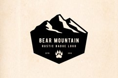 Rustic Logos Volume 2 AI EPS PNG PSD Product Image 4