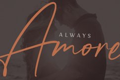 Forever Soulmates Font Duo Product Image 4