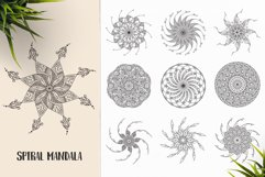 530 Vector Mandala Ornaments Bundle Product Image 21