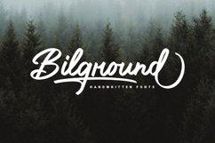 Bilground - Handwritten Fonts Product Image 1