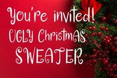 Christmas Workshop Font Product Image 4