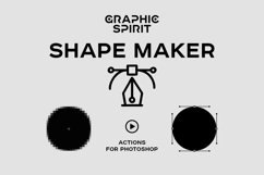 Path & Shape Maker for Photoshop Product Image 1