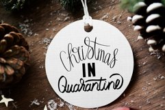 Hand lettered Christmas ornament designs Product Image 4