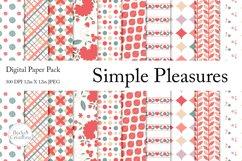 Simple Pleasures Paper Pack Product Image 1