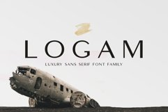 Logam - Luxury Sans Serif Product Image 1