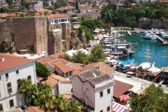 Panorama of the old city of Antalya Product Image 1