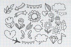 Monteline Script and Doodles Product Image 3