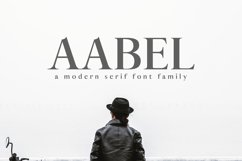 Aable A Modern Serif Font Family Product Image 1