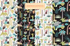 Childrens set with tropic forest Product Image 2