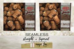 Mama sublimation design Mom's magic juice Tumbler wrap Product Image 2
