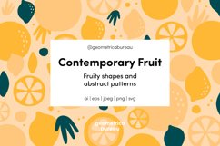 Contemporary Fruit Product Image 1