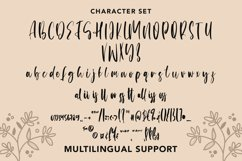 Naturally - Handlettering Brushed Font Product Image 6