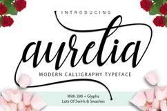 Aurelia Script Product Image 1