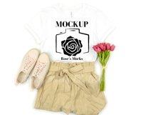 Bella Canvas 3001 Mockup Bundle - Tshirt Mockup Bundle Product Image 2