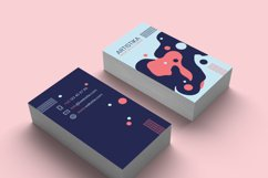 Creative Illustration Business Cards Product Image 5