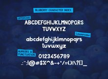 Bluberry Typeface Product Image 3