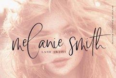 Lasiera Script Font | Blog style Product Image 2