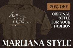 Anthony Hartman - Luxury Signature Font Product Image 13