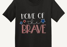 Freedom - A Fun Patriotic Font Product Image 3