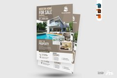 Real Estate Flyer Product Image 2