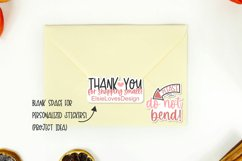 Thank You for Your Business PNG Stickers Bundle Product Image 6