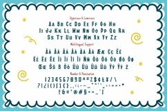 Web Font Kreethan Font Product Image 5