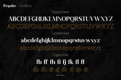 Adiwangsa Font Duo | Serif & Handwritten Script Product Image 5