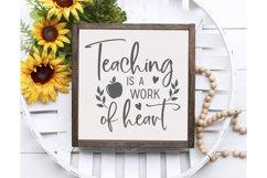 Teacher Svg Bundle, Teacher Svg, Teacher SVG Files, Teacher Product Image 2