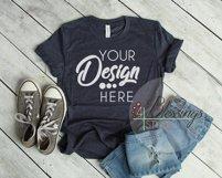 Bella Canvas Mockup Bundle T Shirt Flat Lay Bundle 5 images Product Image 2
