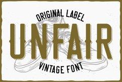 Unfair Product Image 6