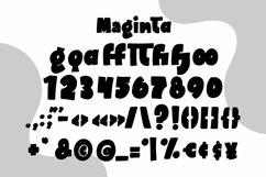 Web Font Maginta - Fancy Fonts Product Image 4