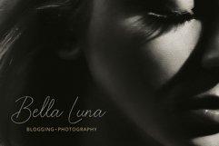 Callina Handwritten Font Product Image 4