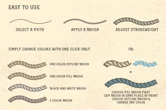 Sailor Mate's Rope Brush Collection Product Image 21