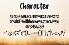 Boldey Typeace - A New Handwritten Bold Font Product Image 4