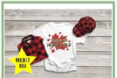 Canadian Sweeter Than Maple Syrup Sublimation Product Image 2