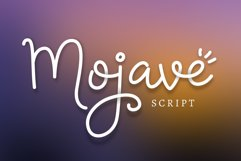 Mojave Script Extras Product Image 1