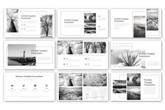 Portfolio - Presentation Template Product Image 3