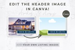 Email Template for Mailchimp & Canva | Real Estate | Realty Product Image 5