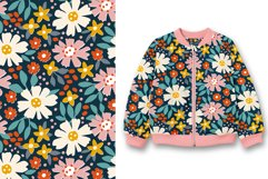 Rustic floral patterns set Product Image 5