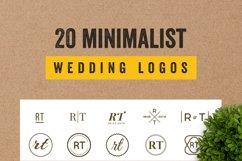 20 Elegant Minimalist Logo Bundles Vol.2 Product Image 1
