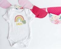 St Patricks Day Rainbow SVG Product Image 4