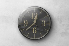 Wall Clock Mockups Product Image 5