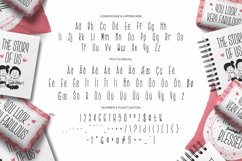 Longlive - Lovely Display Font Product Image 4