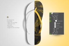 Beach Slippers Mockup Product Image 3