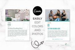 eBook Template for Canva | Lead Magnet | Sage Product Image 3
