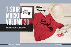 T-Shirt Mockup Volume 29 Product Image 1
